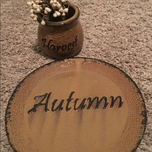 Autumn Decor Set / Fall Home Decor